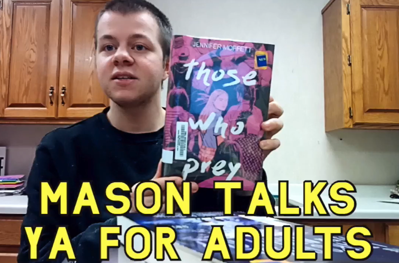Mason Talks YA for Adults