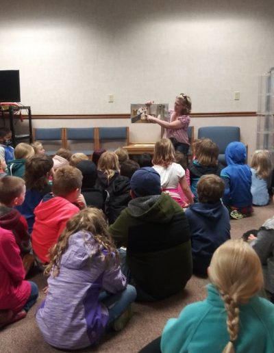 School Storytime with Carla